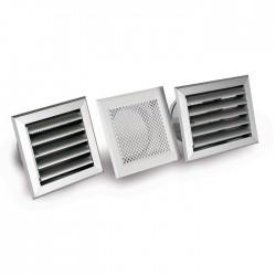 Περσίδες / Καπάκια Αεραγωγού για Τζάκια Φ100-Φ125