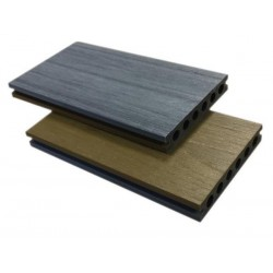 DECK-WPC CO-EXTRUSION ΔΑΠΕΔΟΥ 23/138mm ΓΚΡΙ-ΜΕΛΙ